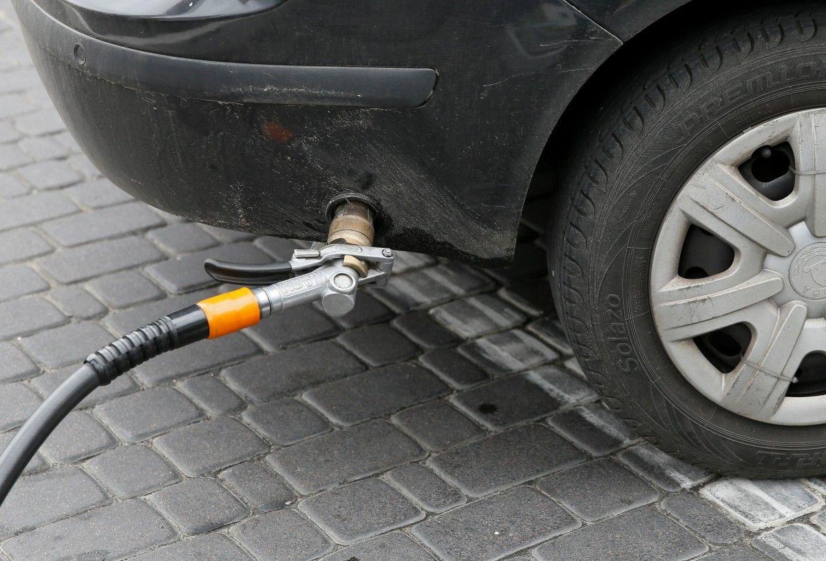 В Украине продолжает дешеветь автогаз 1