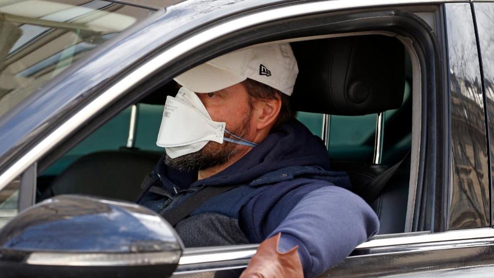 Имеет ли право полицейский оштрафовать водителя без маски 1