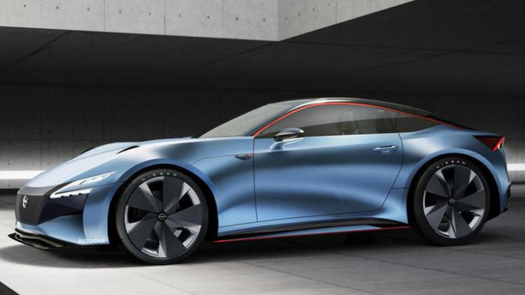 Nissan готовится к выходу преемника своего легендарного спорткара 1