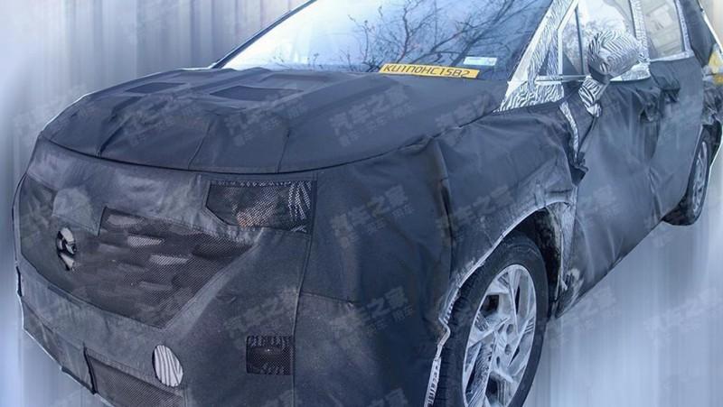 В Сети показали изображения новой модели Hyundai Custo 1