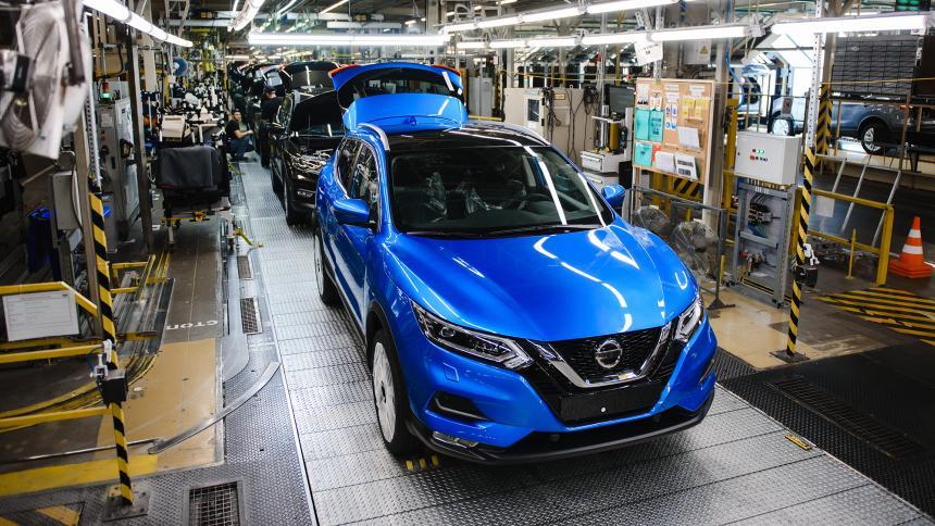 Минус миллион: Nissan вынужден сокращать производство 1