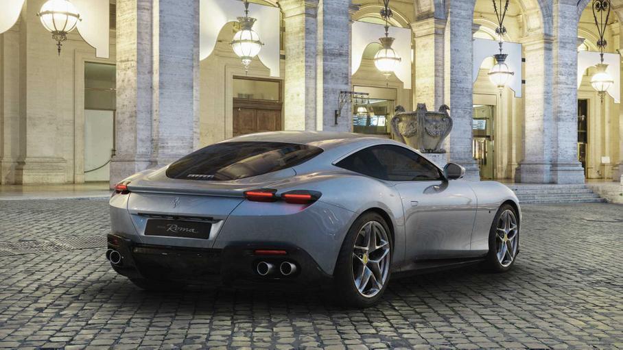 Компания Ferrari показала впечатляющую прибыль 1