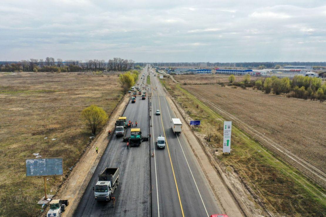 Из трассы Киев – Чернигов делают скоростную магистраль 2