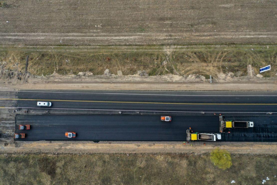Из трассы Киев – Чернигов делают скоростную магистраль 1