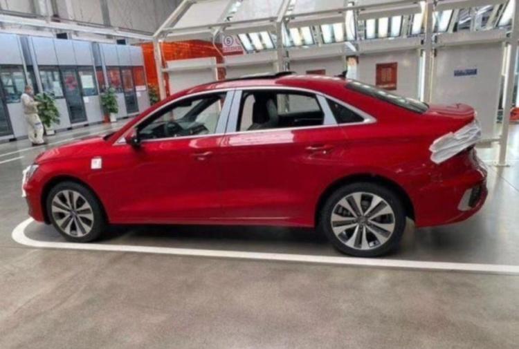 Новый Audi A3 рассекречен до премьеры 1
