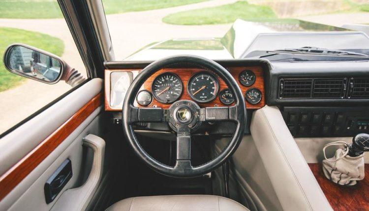 На продажу выставили «идеальный» внедорожник Lamborghini. И это не Urus 3
