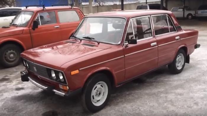 В Украине обнаружили редкую «шестерку» с минимальным пробегом 1