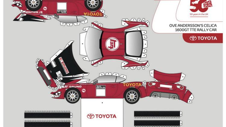 Toyota занялась производством необычной модели во время карантина 1