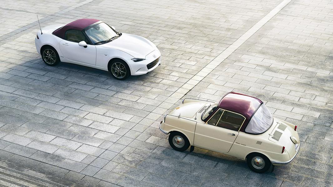 Mazda отметит юбилей россыпью новинок 1