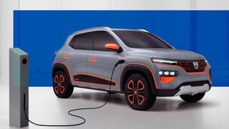 Марка Dacia готовит свой первый «бюджетный» электрокар 1