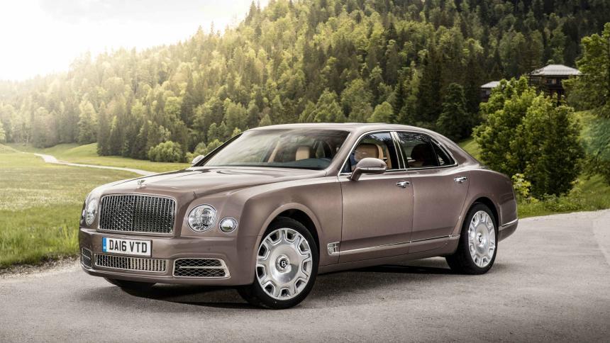 Bentley отправит свой флагман на покой 1