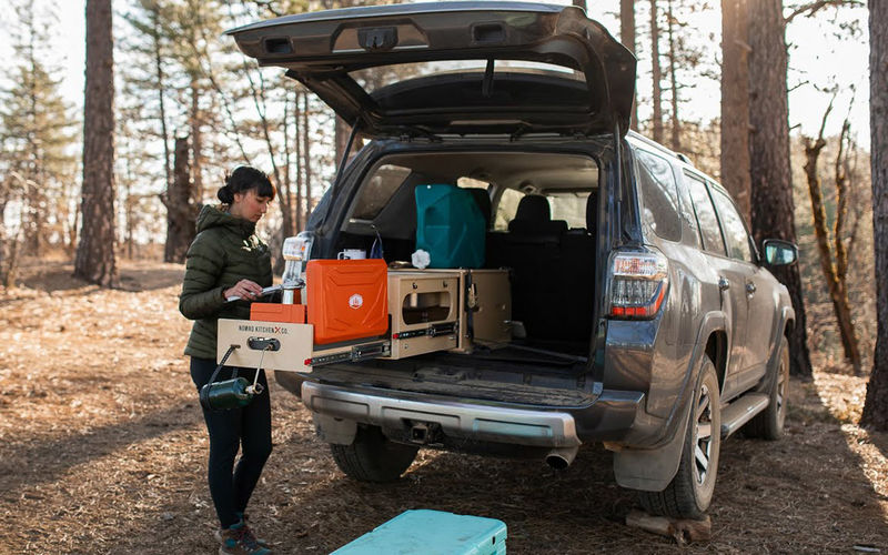 Автодом не нужен: есть мини-кухня для кроссоверов 1