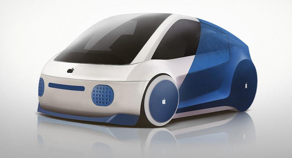Компания Apple построит беспилотный шаттл 1