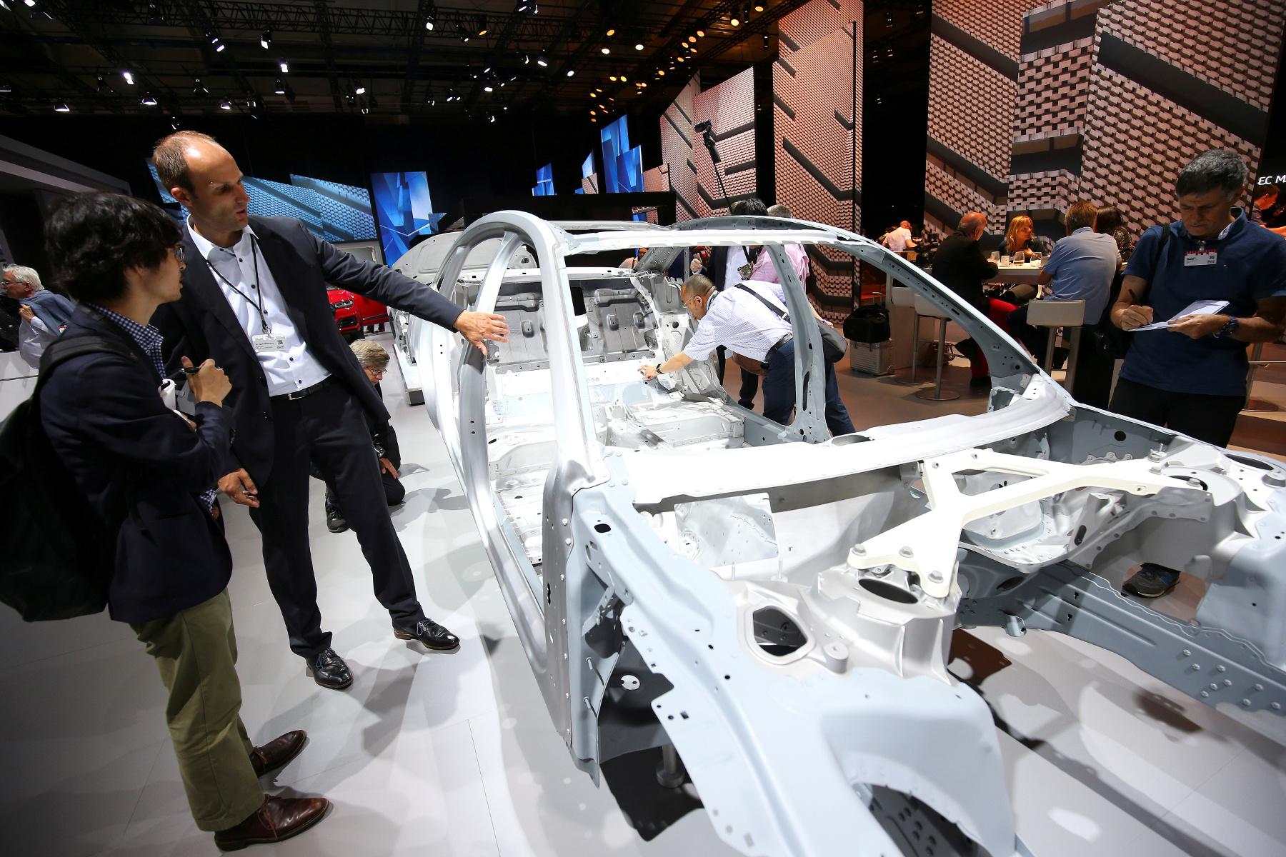 Audi выпустила несколько тысяч автомобилей с одинаковыми VIN-номерами 1
