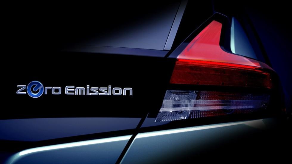 Новый Nissan Leaf «поразит сознание» 1