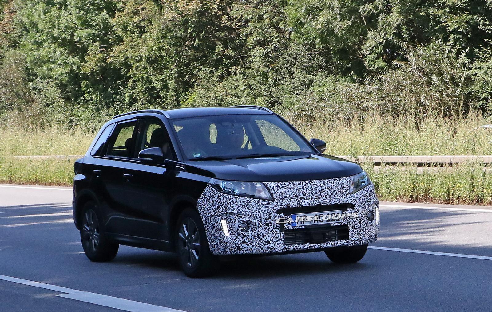 Suzuki «слегка» обновит модель Vitara 1