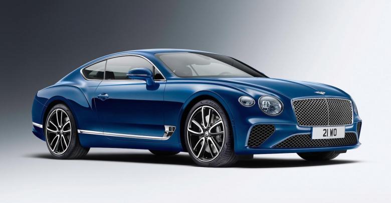 Что известно о новинке Bentley 1