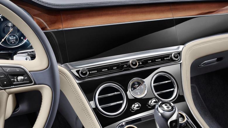 Что известно о новинке Bentley 5
