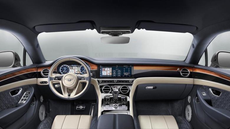Что известно о новинке Bentley 8