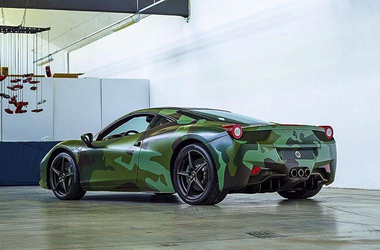 Миллиардер продает «королевский» Ferrari практически «за бесценок» 1