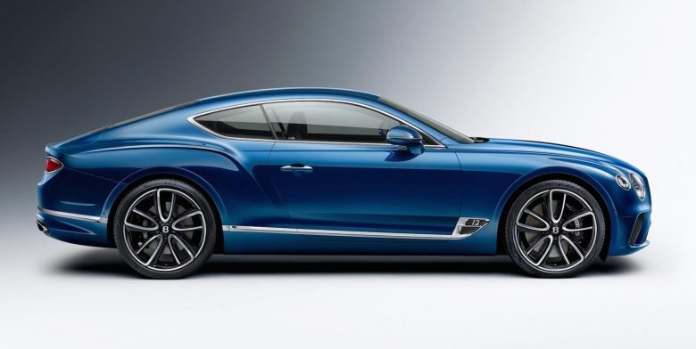 Что известно о новинке Bentley 2