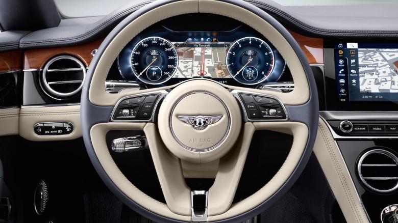 Что известно о новинке Bentley 4