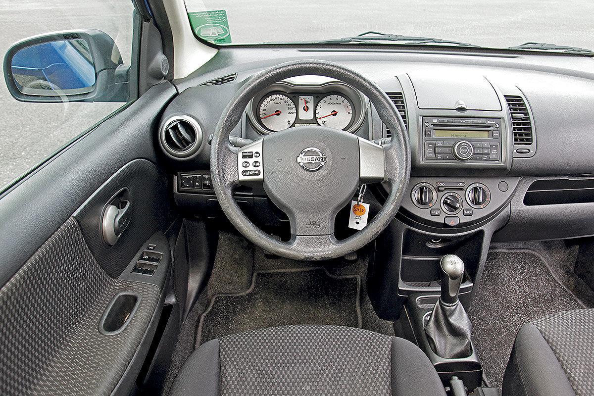 «Старость – не радость»: тест-драйв Nissan Note с пробегом 1