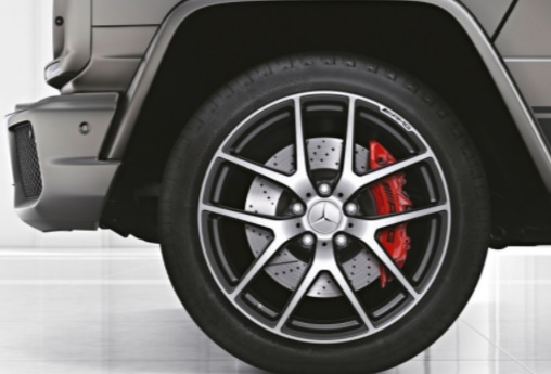 Mercedes презентовал эксклюзивные «Гелендвагены» 2