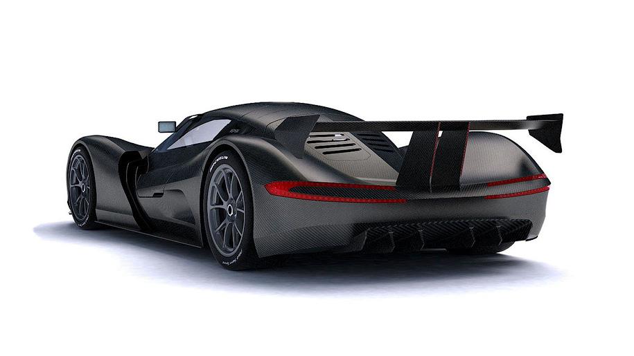 Никому не известный автомобиль замахнулся на мировой рекорд скорости 2