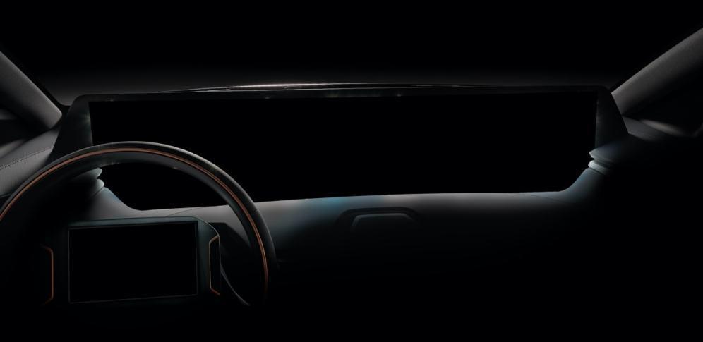 «Бытон» - новый кроссовер с гигантским экраном в салоне 1