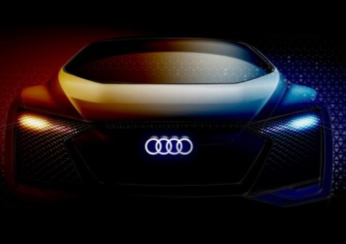 Audi опубликовала новое изображение своей новинки 1