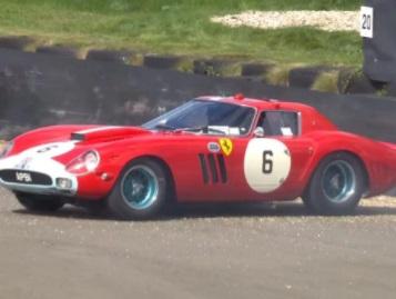Гонщик умудрился разбить самый дорогой Ferrari 1