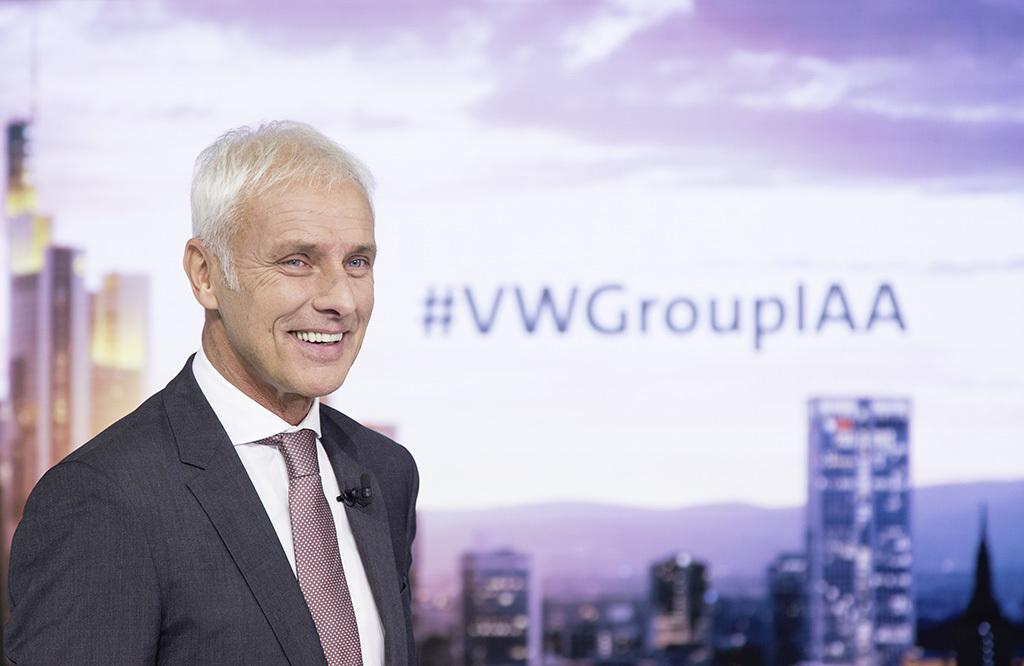 Volkswagen планирует стать мировым лидером в сфере электротранспорта 1