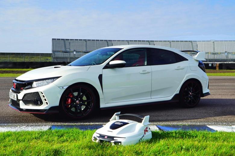 Honda сделала из газонокосилки спорткар 2