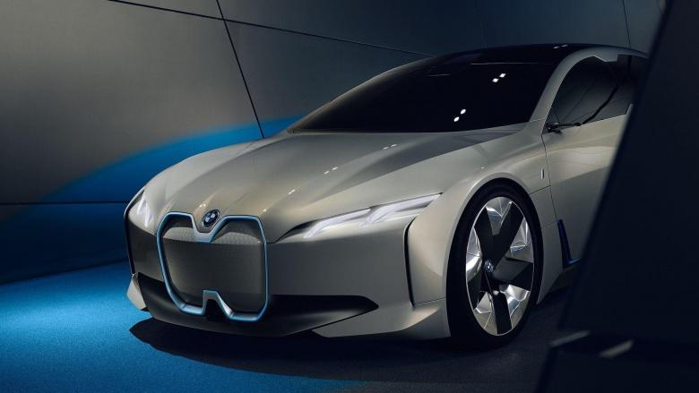 Компания BMW представила предвестника модели i5 1