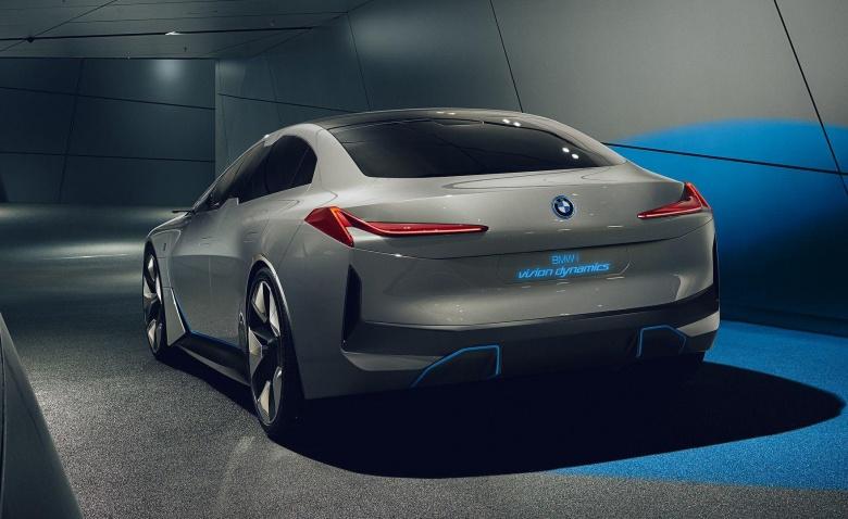 Компания BMW представила предвестника модели i5 2