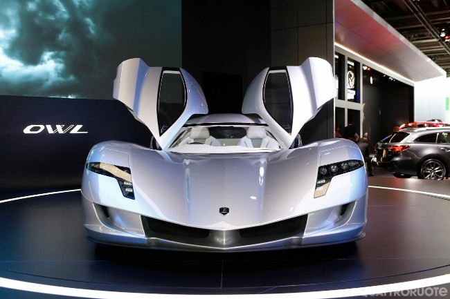 Японцы «озадачили» Ferrari, Tesla и Bugatti 1