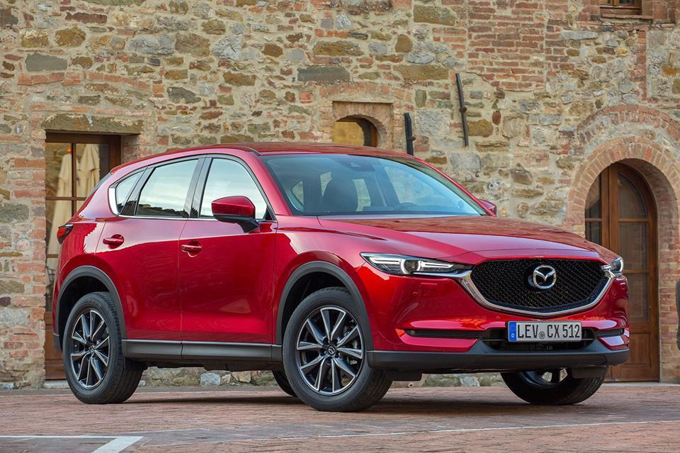 «Малыш повзрослел»: тест-драйв Mazda CX-5 2