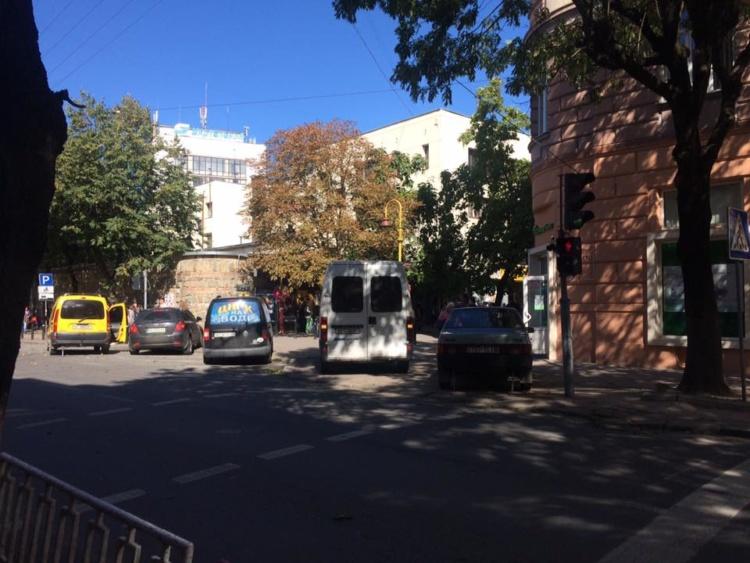 Украинцев разозлил очередной «герой парковки» 2