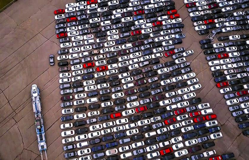 Отозванные автомобили Volkswagen начали массово исчезать 1