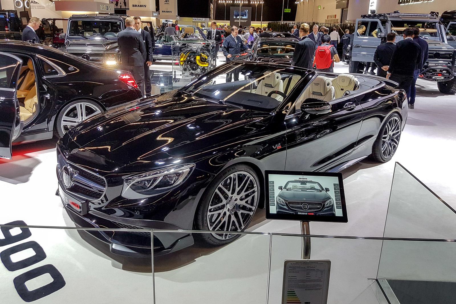 Пять самых крутых автомобилей Франкфуртского автосалона 3