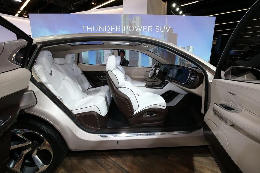 На Тайване начнут делать «невероятно устойчивые» автомобили 1