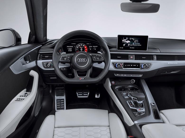 Audi представила самый быстрый универсал 3