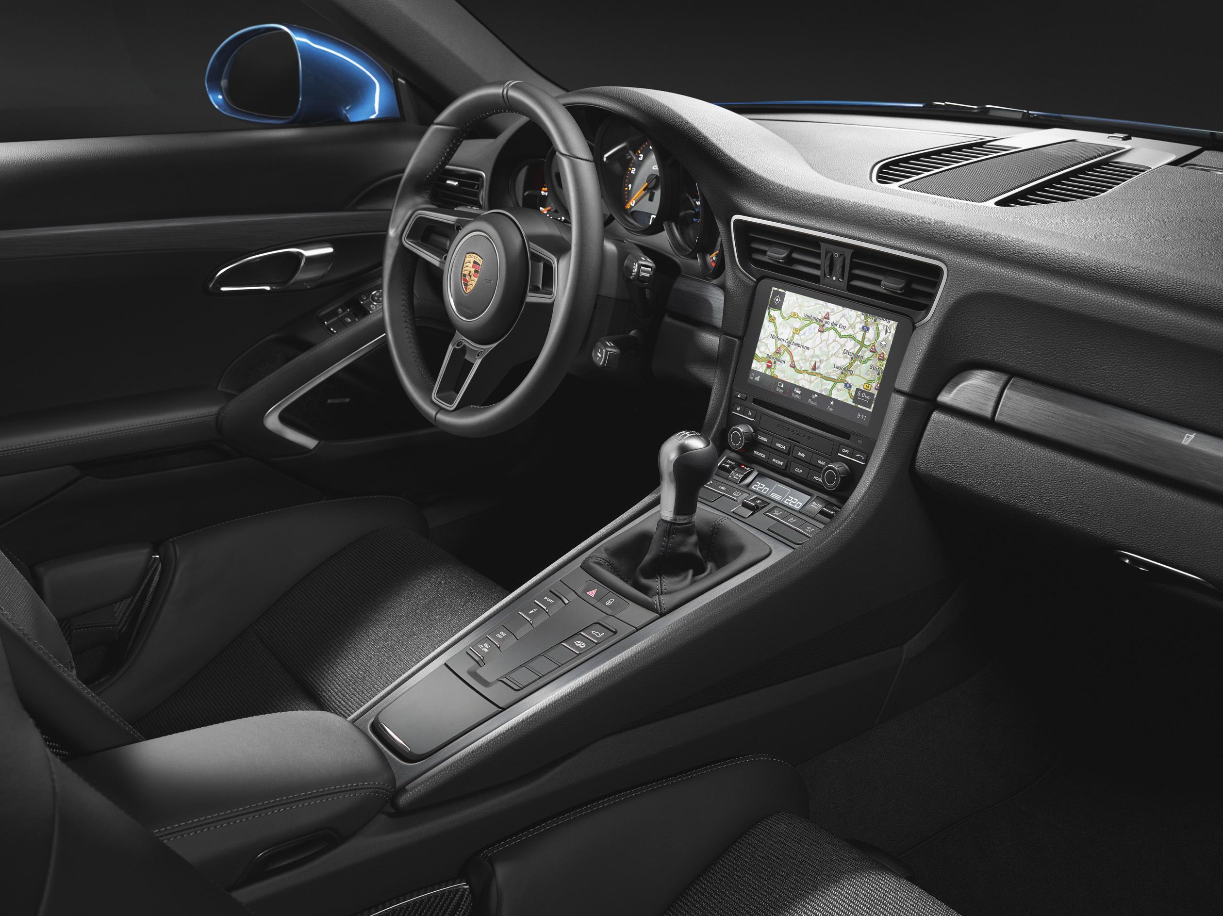 Porsche показал особую 911 GT3 3