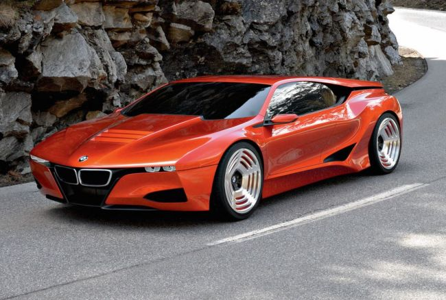 Компания BMW «похоронила» суперкар M1 1
