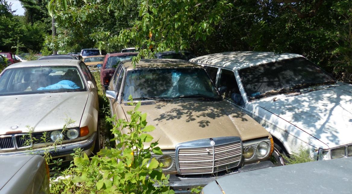 Владельца двухсот автомобилей заставляют их продать 2