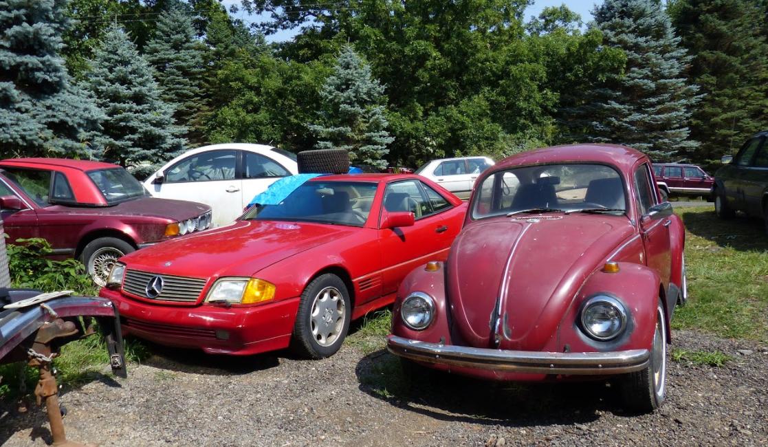 Владельца двухсот автомобилей заставляют их продать 3