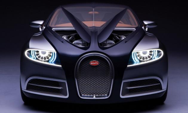 «Четырехдверный» Bugatti становится реальностью 2