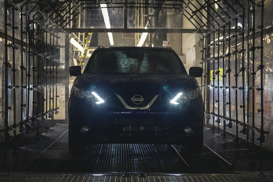 Компания Nissan выпустила 150-миллионный автомобиль в истории 1