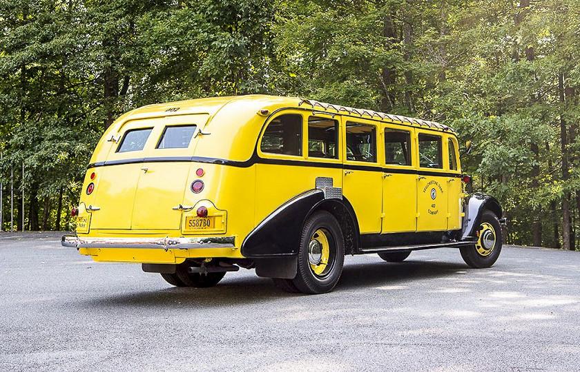 Раритетный автобус продают по цене «тройки» BMW 3